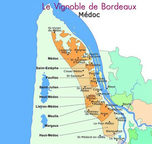 circuit-touristique-bordeaux-medoc-Carte